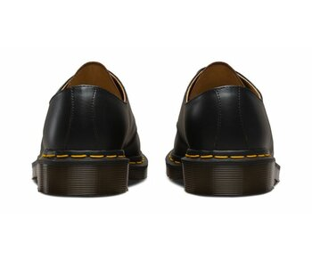 Dr. Martens 3 Loch 1461 Black Vintage Quilon Made in England