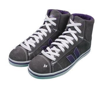 Macbeth Nolan Suede grey/purple 40,5