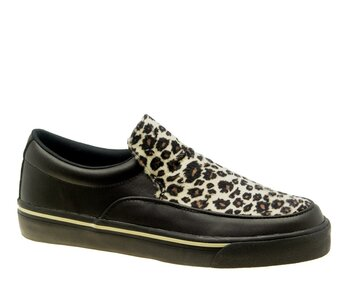 T.U.K. Slip On Sneaker A6417 Mod Tom Cat Leo 39
